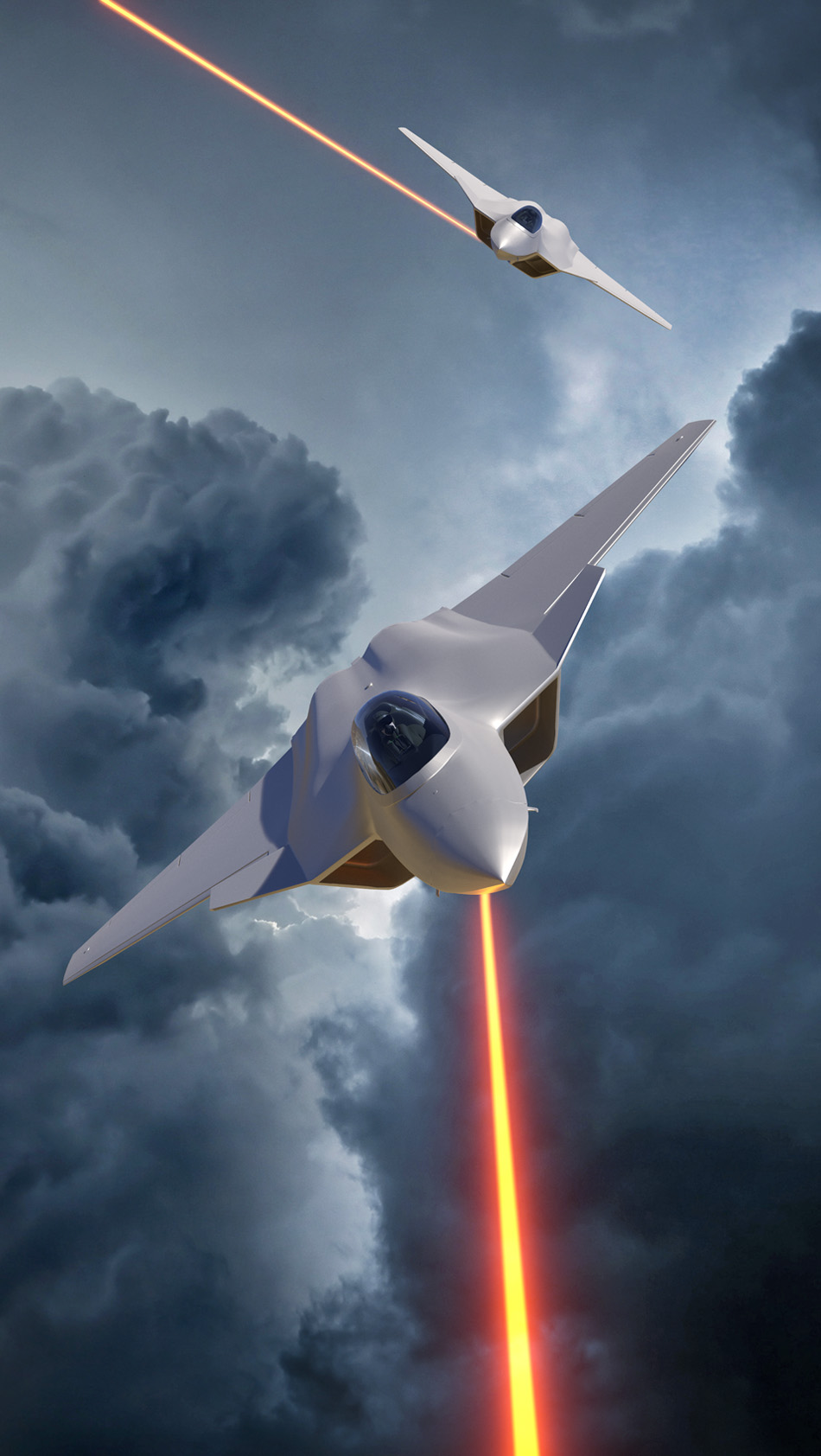 Link image to Future Combat Air System (FCAS) project